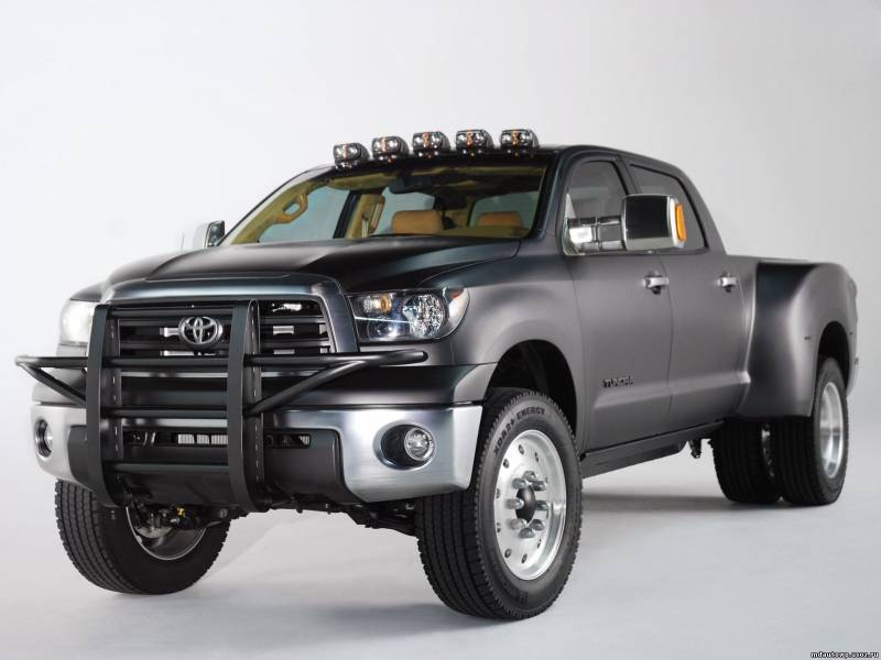Toyota Tundra Dually Diesel Concept '2007