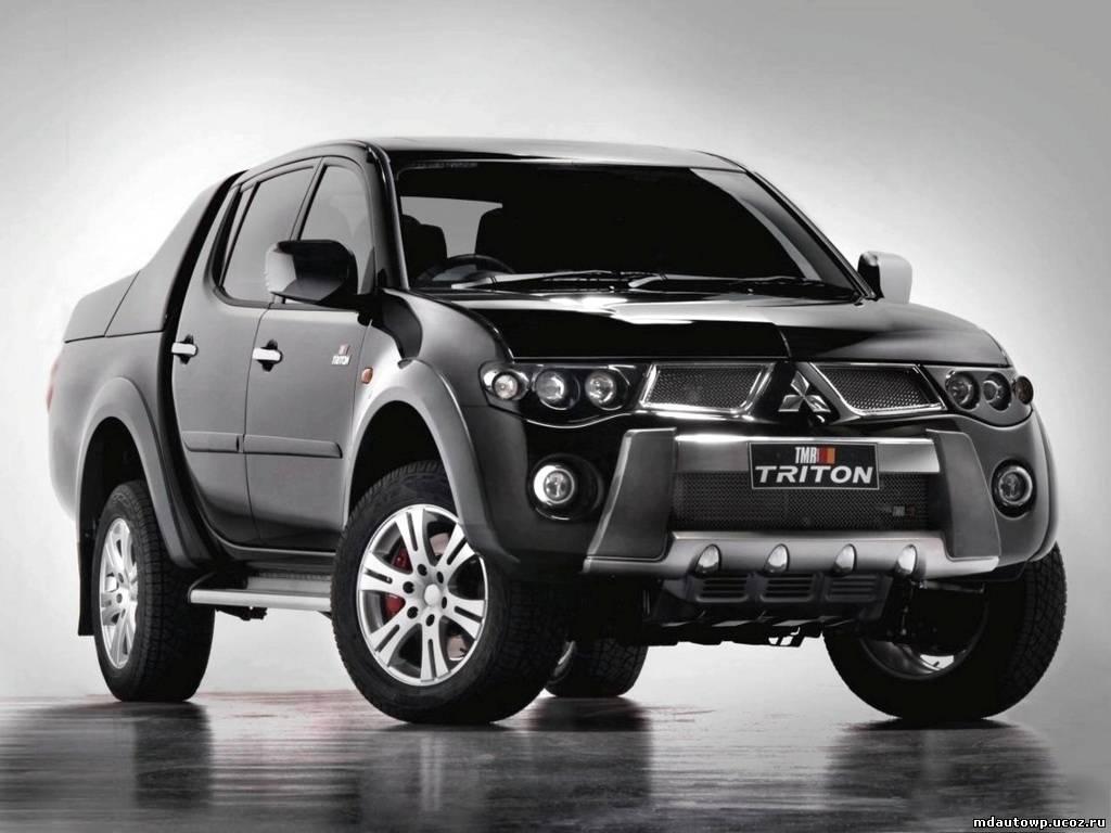 Mitsubishi TMR Triton Profile Phot…